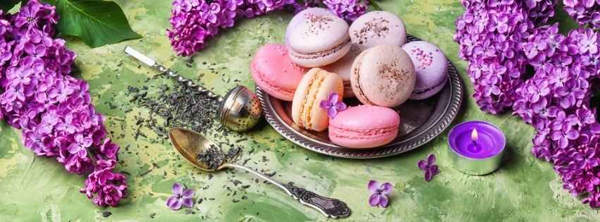 add macarons to your gluten free brunch