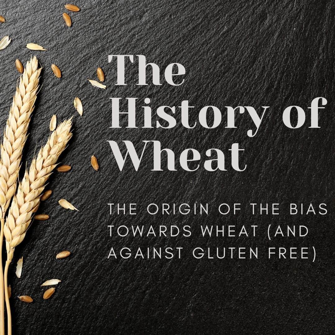 history of wheat